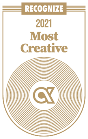 2021 Most Creative