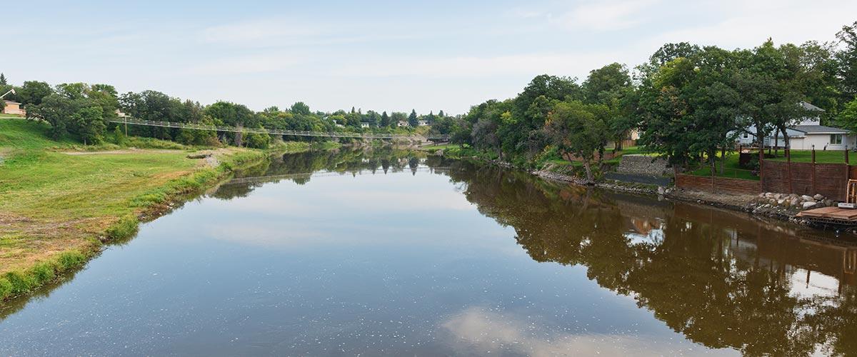 City of Minot, ND - Souris (Mouse) River Diversion Program