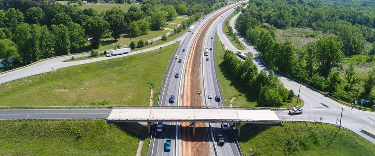 I-85 Design-Build Widening