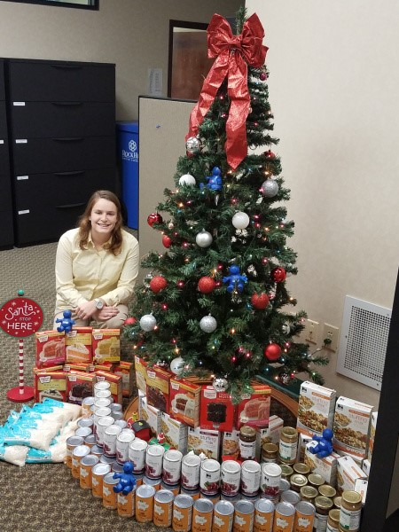 2019 Holiday Food Drive