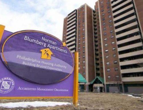 Philadelphia Redevelopment Authority – Sharswood Relocation
